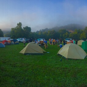 NZ RALLY CAMPS